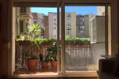 Apartment with underground garage in the centre of Barcelona